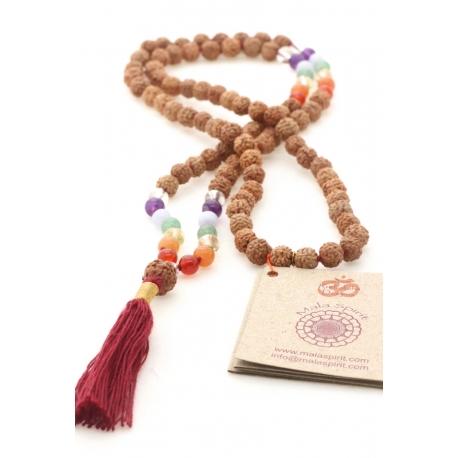 Chakra Balance Mala Collar