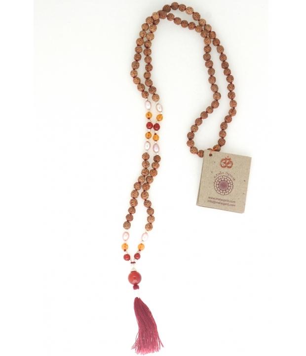 Gypsy Soul Mala Collar
