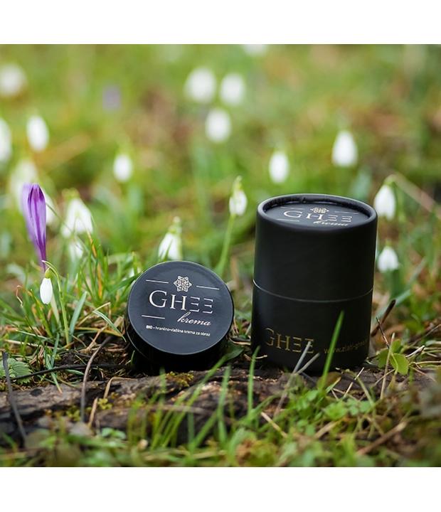 Ghee Krema - Crema Facial Ecológica