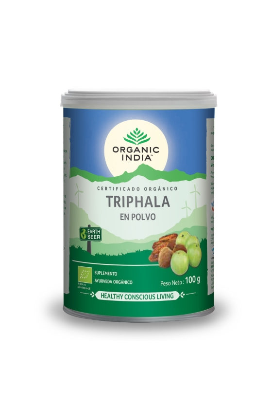 Triphala en polvo 100g