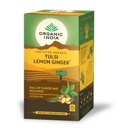 Tulsi Lemon Ginger 25b