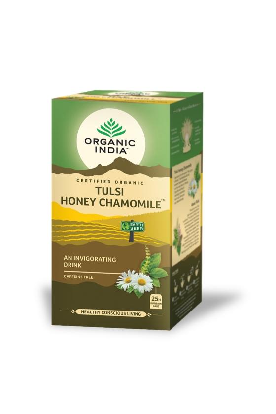 Tulsi Honey Chamomile 25b