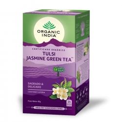 Tulsi Jasmine Green Tea 25b