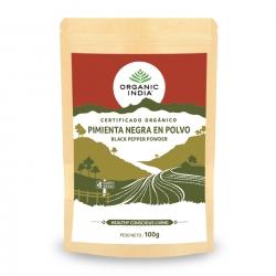 Pimienta Negra en Polvo 100g