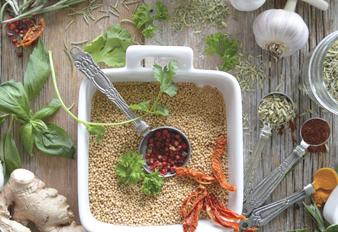 La Nutrición desde el Ayurveda