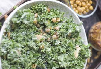 Alimentación para Kapha