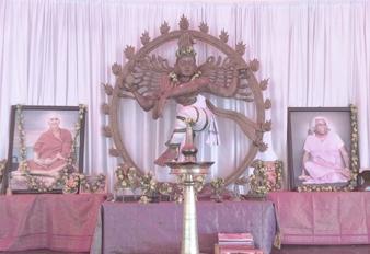 Yoga en el Ashram de Sivananda