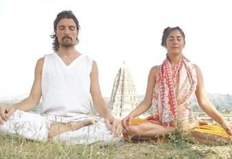 Estudiar Yoga en India