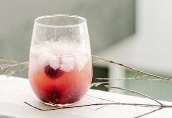 Bebida Isotónica con Tulsi Raspberry Peach